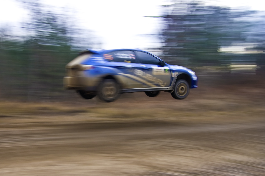 Subaru Blur